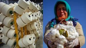 خرید نخ پنبه رنگی ارزان قیمت
